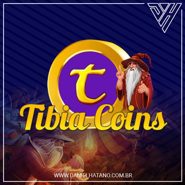 Venda 250 Tibia Coins